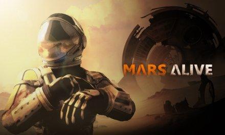 Mars Alive Kickstarter Campaign