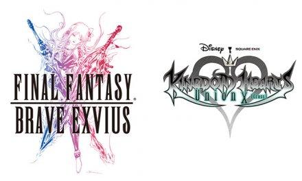 Final Fantasy & Kingdom Hearts Mobile Games Celebrate Halloween.