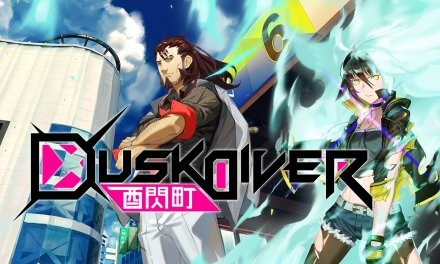 Review – Dusk Diver (PS4)