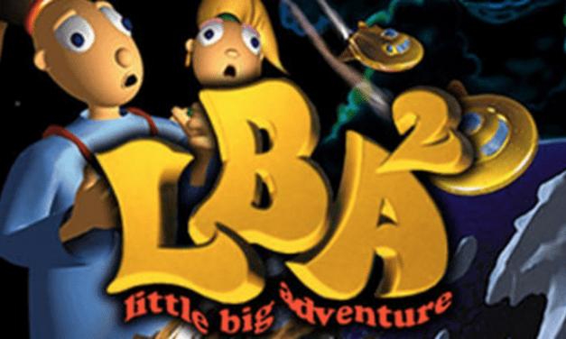 Retrogame II – Little Big Adventure 2 (LBA2)