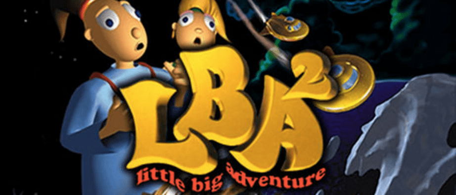 Retrogame II – Little Big Adventure 2 (LBA2)