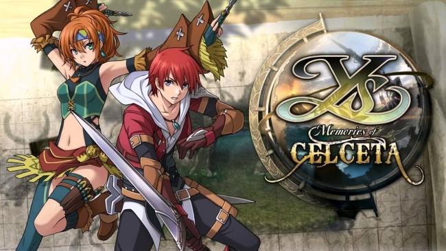 Review – Ys: Memories of Celceta (PS4)