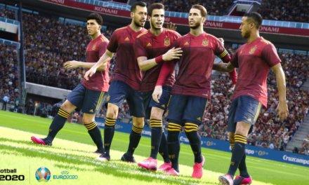 eFootball PES 2020 Gets UEFA Euro 2020 Update