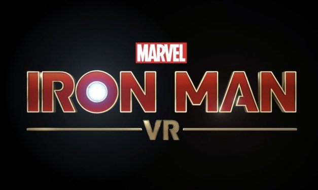 Review – Iron Man (PSVR)