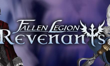 New Character Reveal Trailer for Fallen Legion Revenants!