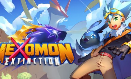 Review – Nexomon Extinction (PS4)