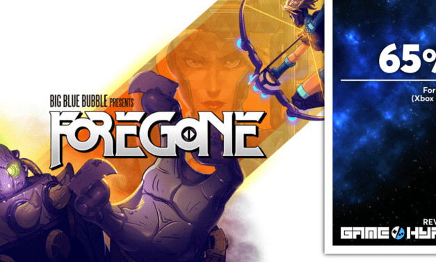 Review – Foregone (Xbox One)