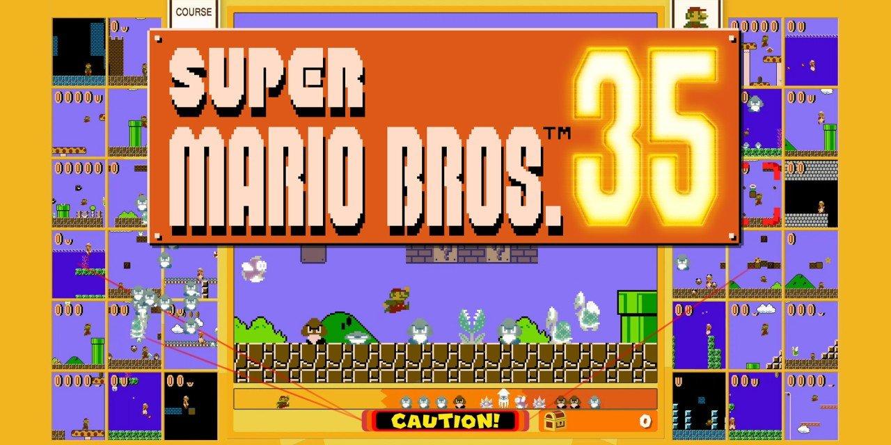 Review – Super Mario Bros 35 (Switch)