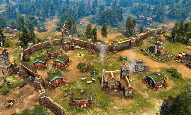 Age of Empires III: Definitive Edition Out NoW