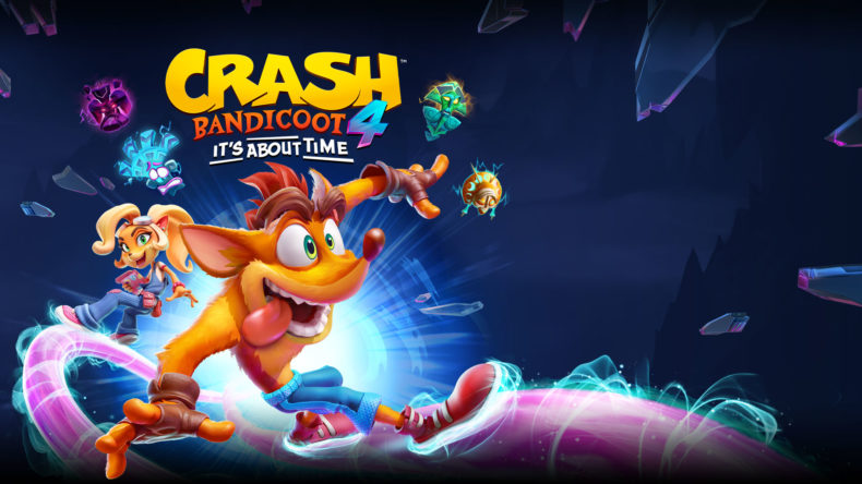 Review – Crash Bandicoot 4: It's About Time (PlayStation 4)