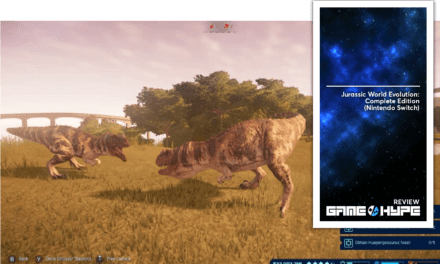 Review – Jurassic World Evolution: complete edition (Nintendo Switch)