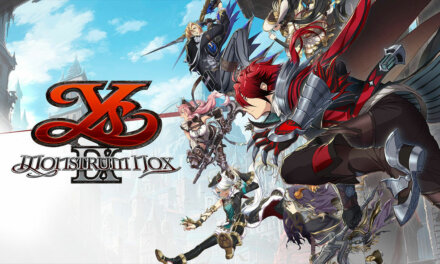 Review – Ys IX: Monstrum Nox (PS4)