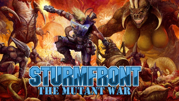 SturmFront – The Mutant War: Übel Edition Comes to Consoles This Friday